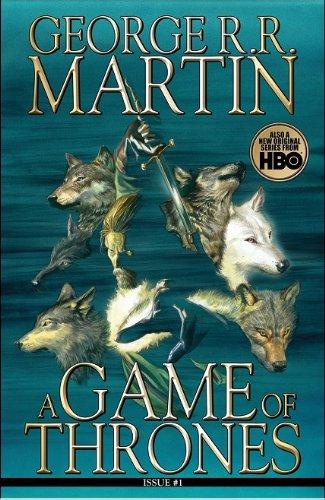 Game Thrones Comic Book Issue ebook