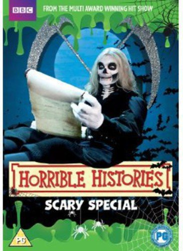 Horrible Histories-Scary Halloween Special