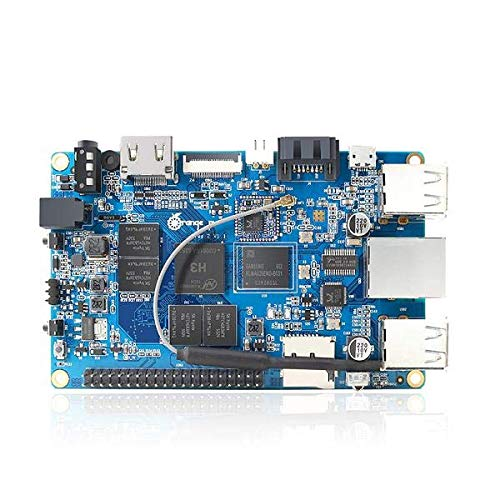 Development Board - Mini Pc Mainboard - 2 H3 Quad Core 1.6GHZ 2GB RAM 4K Open Source Development Board Mini (Pc - Ram Ghz 1.6