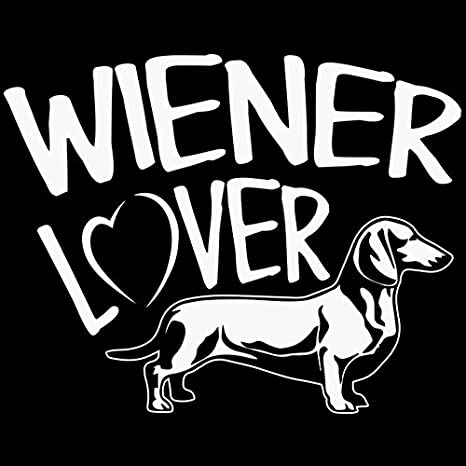 Amazon Com Shirtinvaders Wiener Lover