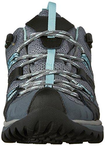 Merrell Siren Sport - Zapatillas de Senderismo de material sintético mujer gris - Gris (Sedona/Sage)