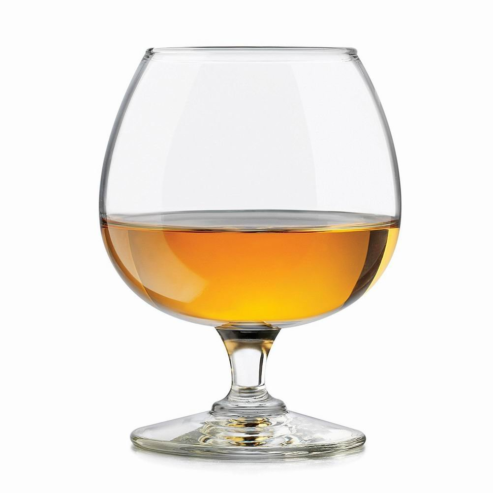 22 oz Lead-free Brandy Glasses,Perfect Cognac Glass, 625ml / 138mm height, Super big size