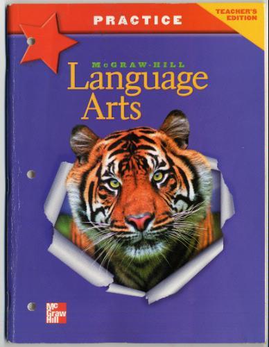 Download Language Arts Practice Teachers Edition ebook