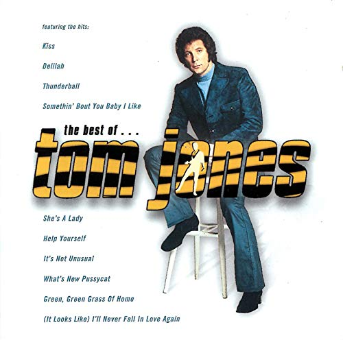 Used, Best of Tom Jones for sale  Delivered anywhere in USA