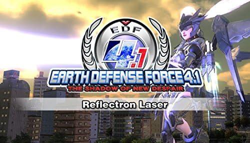 EARTH DEFENSE FORCE 4.1(地球防衛軍4.1) DLC Reflectron Laser[オンラインコード]