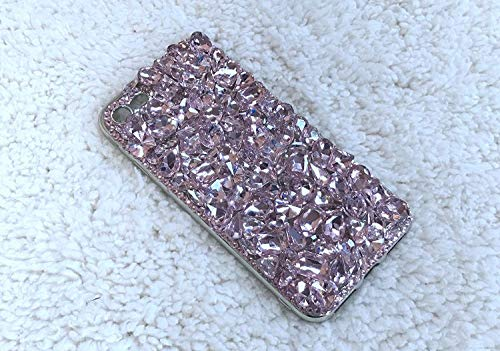 Super Bling Diamond Case Cover For Iphone X 8 7 6S Plus 5 4 Samsung Galaxy Note 8 5 4 3 2 S9/8/7/6 Edge Plus S5/4/3 ()