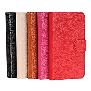 Luxury Galaxy Note 3 Case,Wallet Leather Case for Samsung Galaxy Note III --- COLOR:White