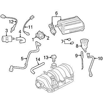 Amazon com: Standard Motor Products V500 PCV Valve: Automotive