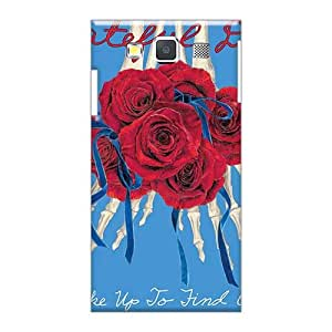 Perfect Hard Cell-phone Case For Samsung Galaxy A5 (PKo1579MYCe) Provide Private Custom Stylish Grateful Dead Band Image