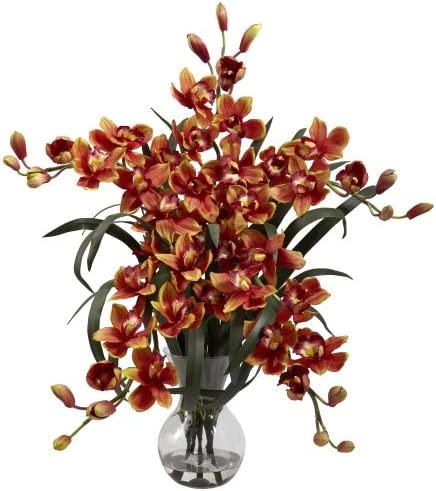 Nearly Natural 1300-BG Large Cymbidium
