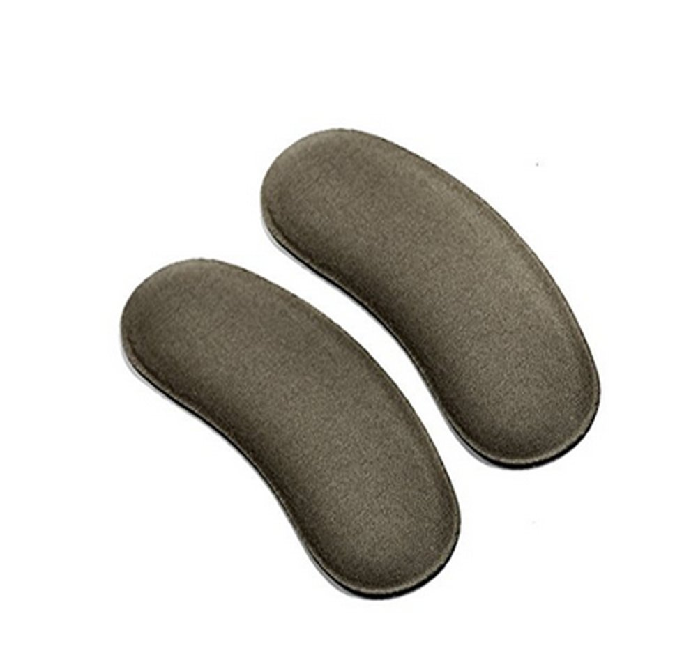 Auto-adhésif Sponge doux Back Heel Cushion Protector Chaussures Liner Pads Inserts Insoles Grip (5Pairs) erioctry