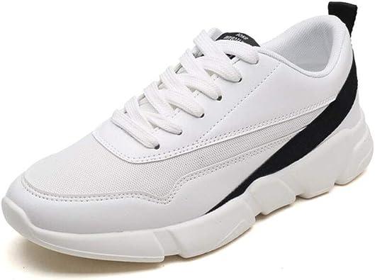 ZIXUAP - Zapatillas de Running de poliéster para Hombre c 25 EU ...