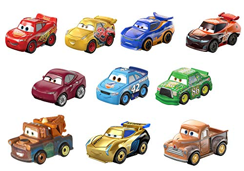 Disney/Pixar Cars 10 Pack #2 Disney Cars 2 Mini