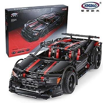 Assassin Futur X19 Voiture Toys Technic Ingenious Sport 1814pcs b67fgy