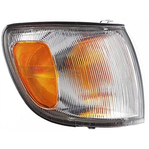 (Corner Light Compatible with Toyota Sienna 98-00 Corner Lamp RH Assembly Right Side)
