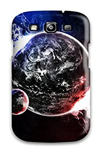 Wendy Uhle's Shop Tpu Fashionable Design From Space Rugged Case Cover For Galaxy S3 New