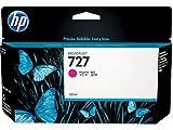 HP 727 130ml Ink Cartridge - B3P20A , Magenta