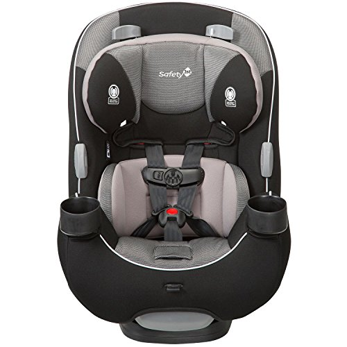 Amazon Safety 1st Ever Fit 3 In 1 Convertible Car Seat Darkness Baby