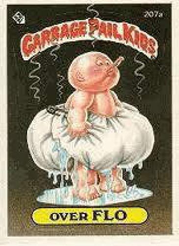 Topps Garbage Pail Kids Original 1980's Series 6 Complete Set ()