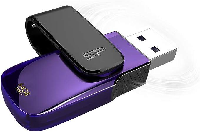 New Memorette SOFTIE SHOE USB Fast Speed 64G Silicon USB 2.0 Memory 64 GB