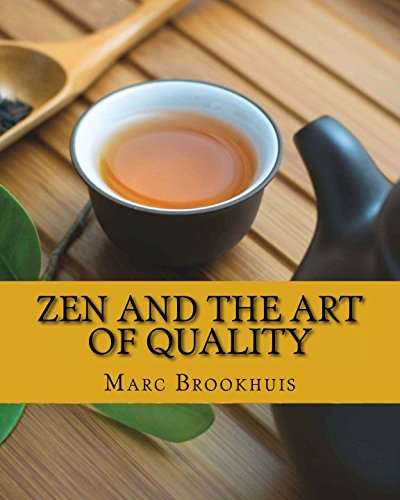 Read Online Zen and the art of Quality (Eastern Philosophy) pdf epub