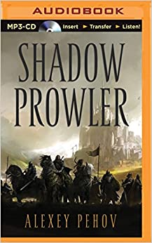 Book Shadow Prowler (Chronicles of Siala)