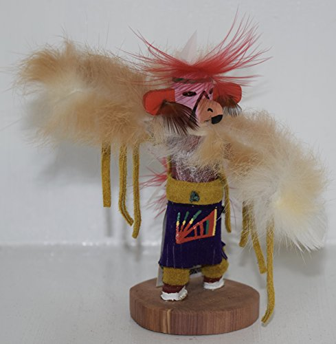 5 INCH Red Tail Hawk Kachina