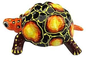 Miss Pearl tortuga–Tortuga de cerámica pintada a mano en España