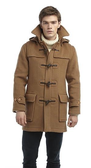 Original Montgomery London Duffle Coat Camel