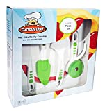 Curious Chef Children's 5-Piece Pizza Kit