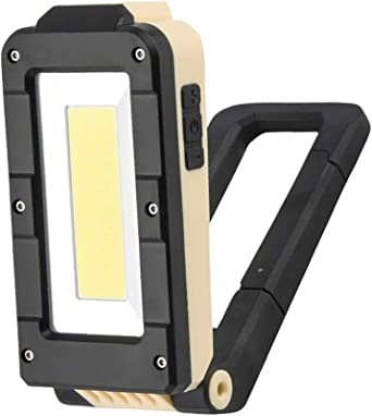 Portable Work Light Best Selling Products Portable Rechargeable Magnetic Cob Led Work Light Lamp Folding Inspection Torch Dropshipping Wholesale L Amazon Co Uk Lighting