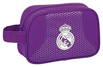 Real Madrid - Neceser 22 cm, 2ª equipacion Temporada 2016/2017 (SAFTA 811677234): Amazon.es: Equipaje