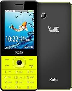 Kata S100 Unlocked GSM Dual-SIM Cell Phone w/ Camera Super light (Green)