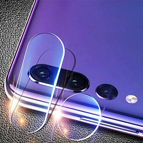 for Huawei P20 Pro Back Camera Lens Screen Protector - 2 Sets/Lot=4Pcs Dual Ultra High Clear Tempered Glass Back Camera Lens Screen Protector Film for P20 Pro from UPONEW