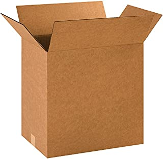 """product image for Partners Brand P181218 Corrugated Boxes, 18""""L x 12""""W x 18""""H, Kraft (Pack of 25)"""