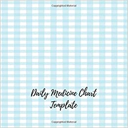 daily medicine chart template undated personal medication checklist