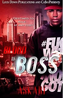 3 blood of a boss iii volume 3 askari 9781523265985 amazon blood of a boss volume 1 fandeluxe Images