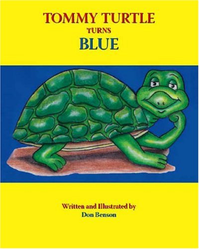 Download Tommy Turtle Turns Blue pdf