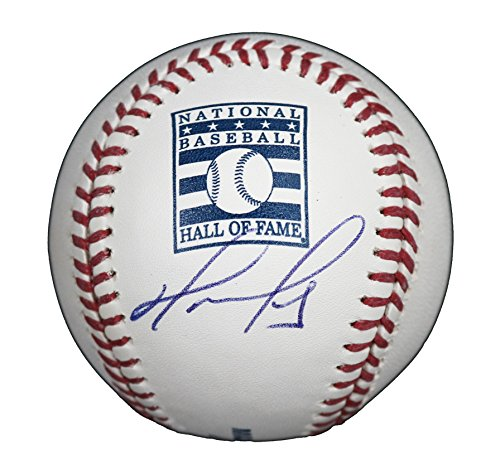 David Ortiz Boston Red Sox Signed Autographed Rawlings Hall of Fame Official Major League Baseball PAAS COA