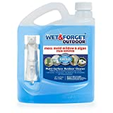 Wet & Forget No Scrub Outdoor Cleaner for Easy