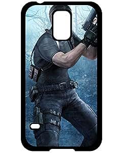 3321628ZA161868302S5 Hard Case With Fashion Design Resident Evil 4 Samsung Galaxy S5 phone Case