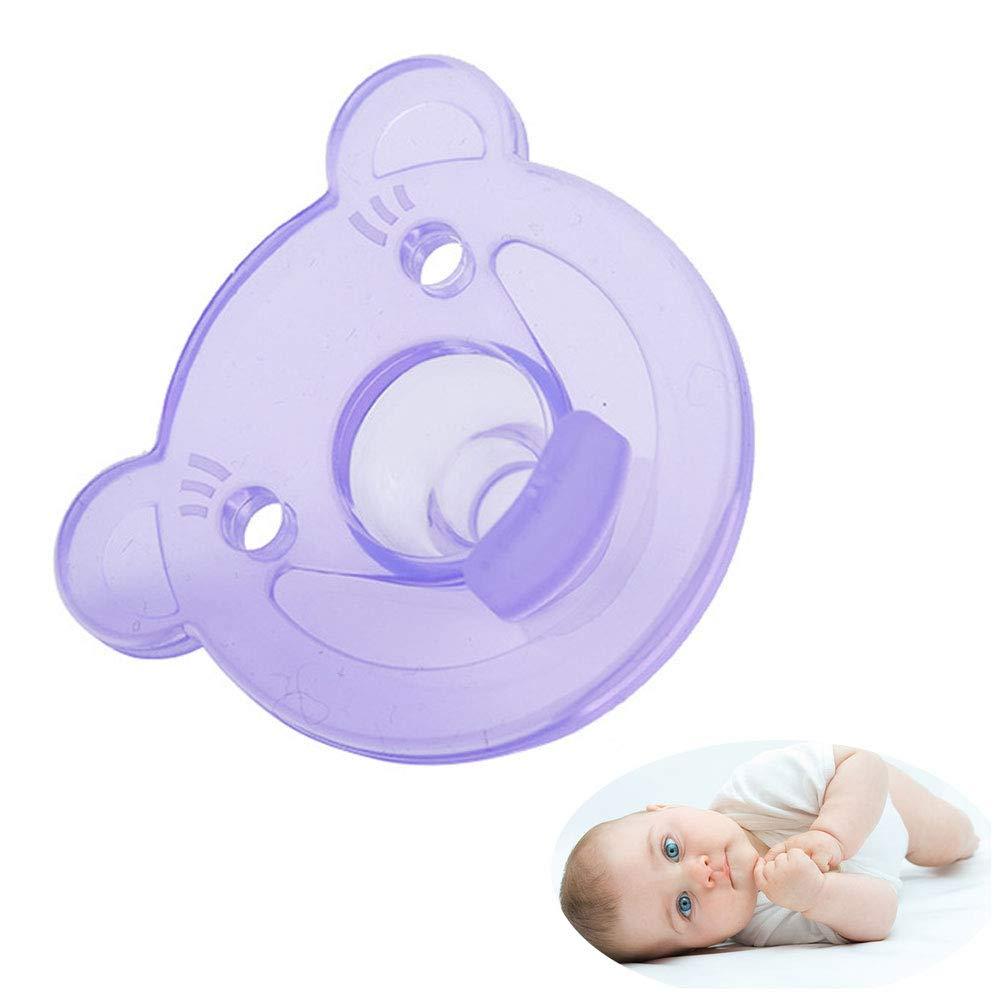 Amazon.com: WDXIN Chupete de gel de sílice para bebé, para ...