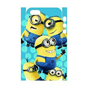 Despicable Me SANDY5102489 3D Art Print Design Phone Back Case Customized Hard Shell Protection Iphone 5,5S
