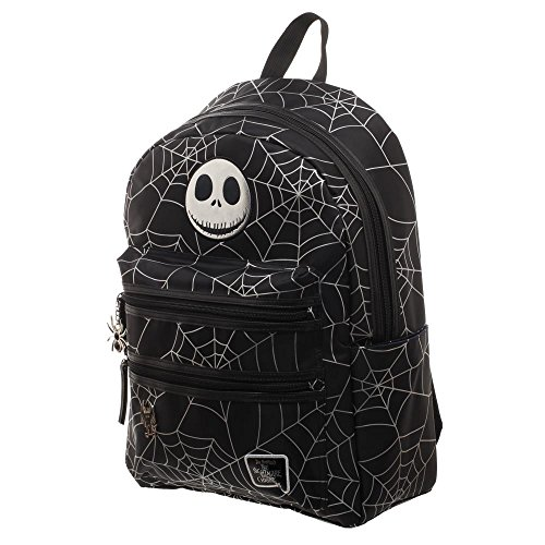Nightmare Before Christmas Backpack - Jack Skellington Spider Backpack