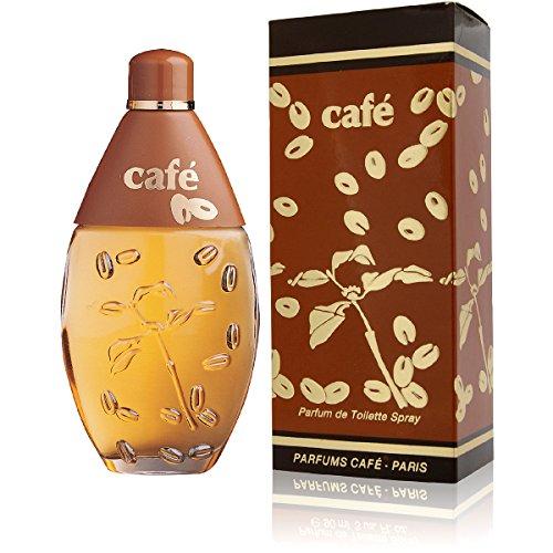 - Cafe By Cofinluxe For Women. Parfum De Toilette Spray 3 Ounces