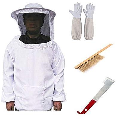 Amazon.com: Traje de chaqueta de protección contra ...