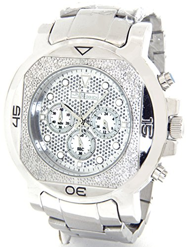 jojino-real-diamond-watch-mens-deluxe-silver-tone-case-metal-band-mj-1224