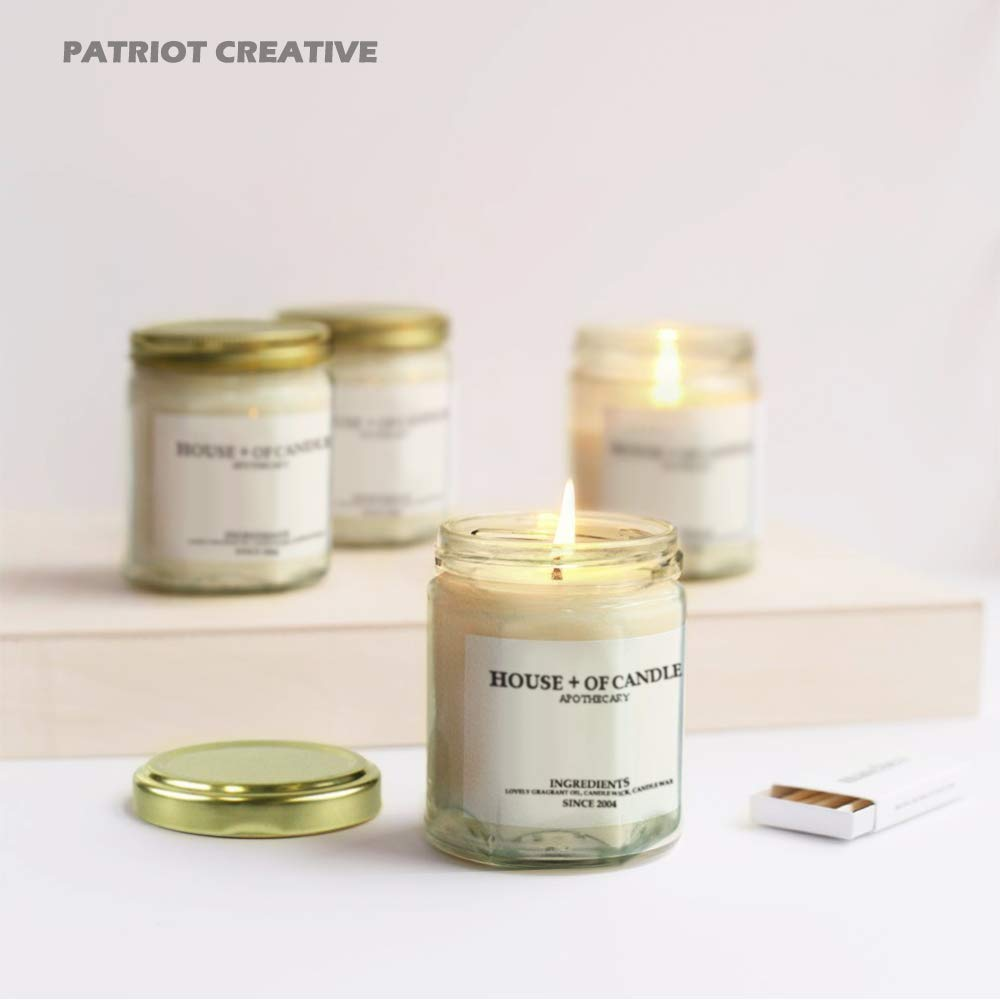 Hexagon Jars Gold Lid (30pcs 4.0 oz) Hexagon Glass Jars with 30pcs Gold Plastisol Lined Lids for Jam Honey Jelly Wedding Favors Baby Shower Favors Baby Food DIY Magnetic Spice Jars Crafts Canning Jars by PATRIOT CREATIVE (Image #3)