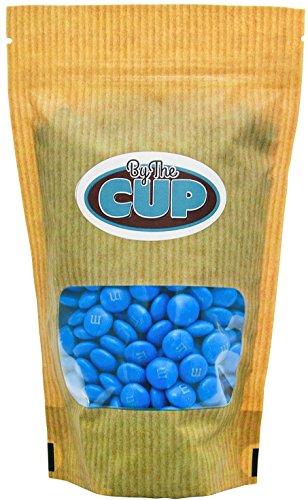 Blue Milk Chocolate M&M's Candy (1 Pound Bag)