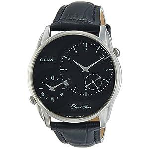 Citizen Analog Black Dial Men's Watch – AO3009-04E